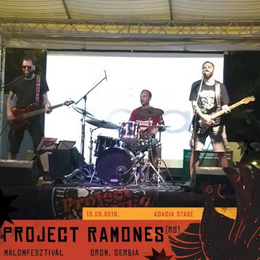 Project Ramones (RS)